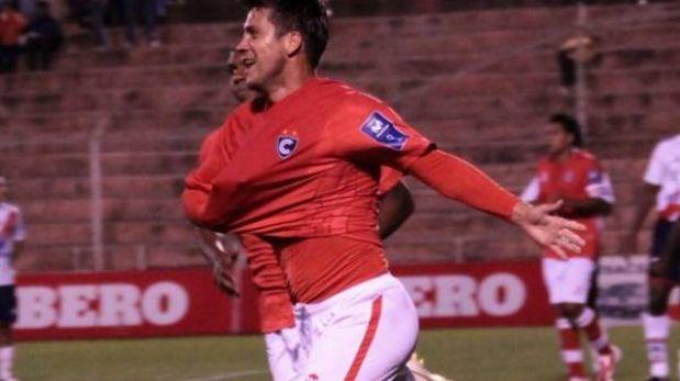 Cienciano derrotó 1-0 al José Gálvez en el Cusco