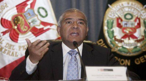 No hay problemas de seguridad en jornada revotacoria, aseguró ministro del Interior