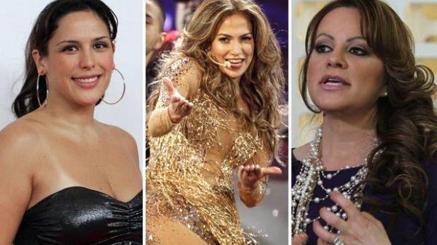 J.Lo y Angélica Vale voceadas para interpretar a Jenni Rivera en el cine
