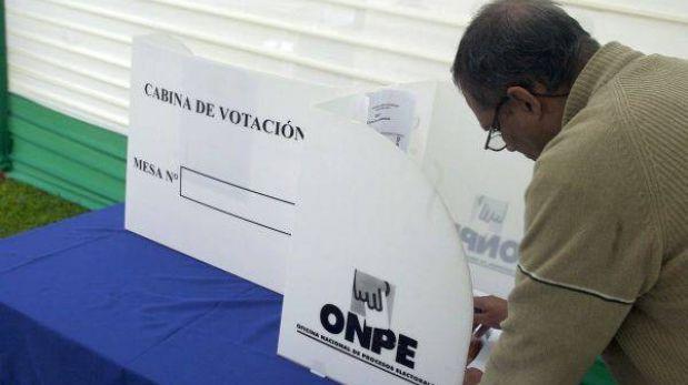 Revocación: 16 mil electores perjudicados porque no se instalaron mesas de votación a tiempo