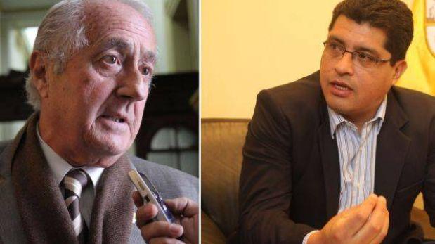 Alcaldes de Surco y La Victoria saludaron virtual triunfo de Villarán