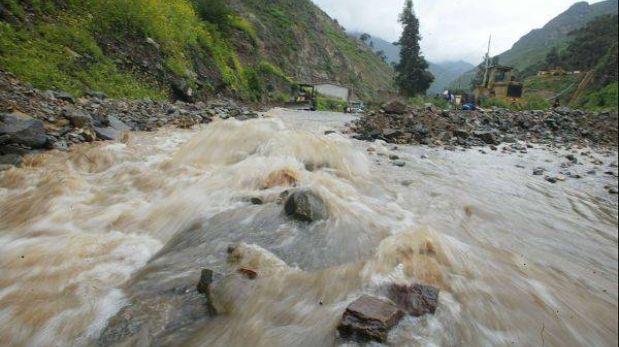 Lluvias afectan distintas localidades de la región La Libertad
