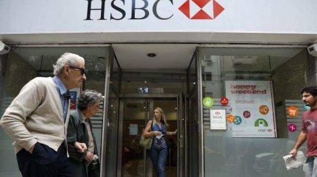 Argentina: banco HSBC fue denunciado por lavado de dinero y evasión de impuestos