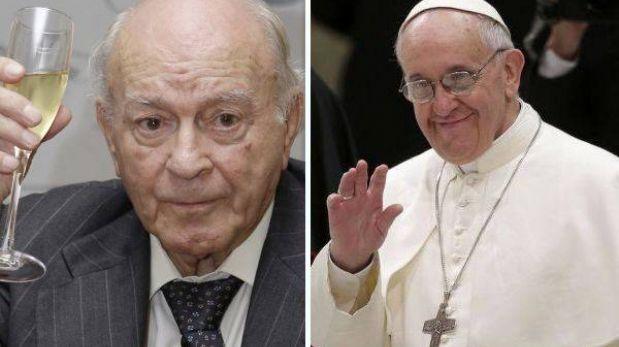 ¿Alfredo Di Stefano jugó fútbol con el Papa Francisco?