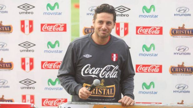 FOTOS: así fue el primer entrenamiento de la selección peruana de cara al choque ante Chile