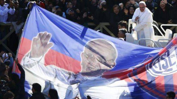 Con el papa Francisco también renace el fútbol en el Vaticano