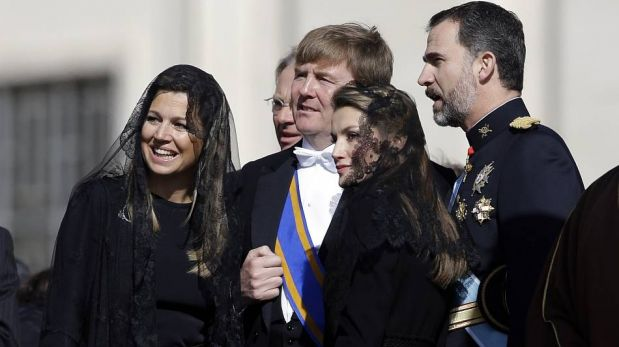 FOTOS: papa Francisco recibió a líderes de todo el mundo en su entronización
