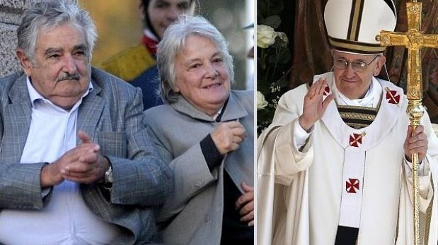 """Presidente uruguayo no fue al Vaticano porque su país """"es absolutamente laico"""""""