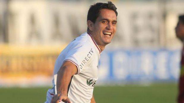 Sporting Cristal cerca de fichar al goleador Héber Arriola