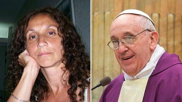 """El papa Francisco podría hablar italiano """"un poco mejor"""", según su profesora"""