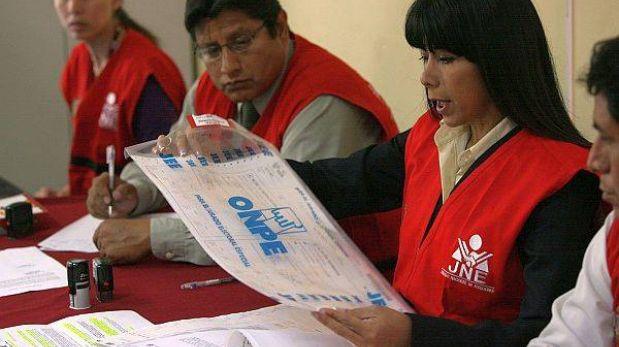 El JNE revisará hoy  primeras apelaciones de la revocación a Villarán