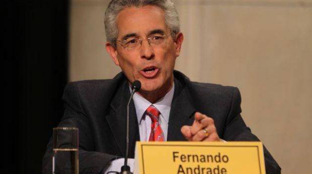 Somos Perú presentará candidatos a regidores de Lima, anunció Andrade