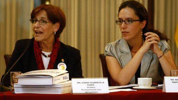 Marisa Glave no descartó ser asesora de Susana Villarán si es revocada como regidora