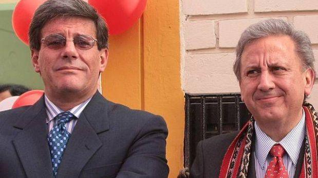 Buscan acelerar investigación contra Rey y Garrido Lecca por contrato con empresa israelí