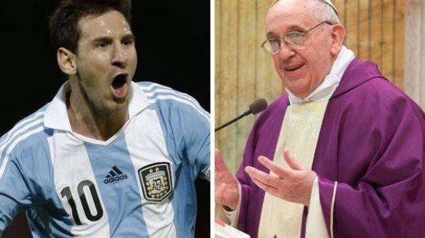 """Lionel Messi está orgulloso por el papa Francisco: """"Me gustaría conocerlo"""""""
