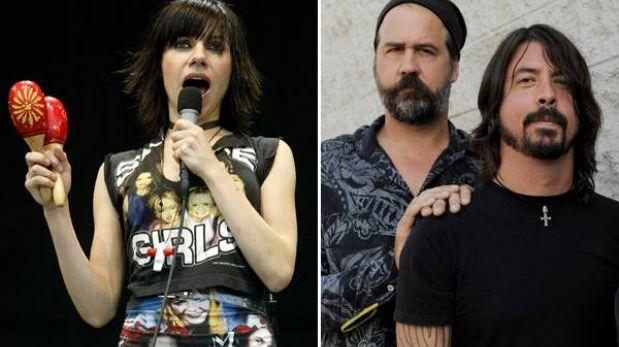 Dave Grohl le pidió a PJ Harvey que reemplace a Kurt Cobain en reunión de Nirvana