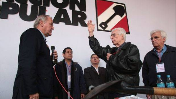 Acción Popular también presentará lista de candidatos a regidores de Lima