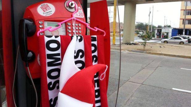 FOTOS: La selección peruana desata gran expectativa en los alrededores de la Videna