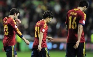 España no pudo contra Finlandia en casa y empató 1-1 por Eliminatorias