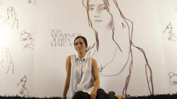 """Julieta Vengas presentó """"Los Momentos"""", nuevo álbum de contenido social y personal"""