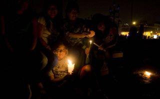 FOTOS: Perú también apagó sus luces por La Hora del Planeta