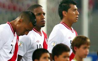 Perú-Ecuador: estos ocho peruanos llegan en capilla ante los norteños