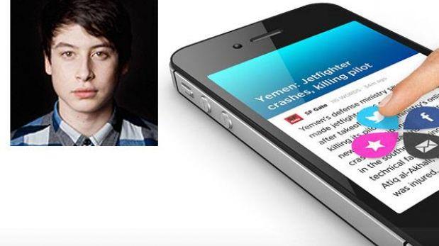 Yahoo pagó 30 millones de dólares por la 'App' creada por un chico de 17 años