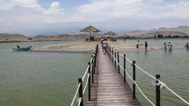 Semana Santa en el norte chico: Santa María y su laguna La Encantada