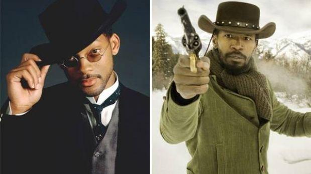 """Will Smith pudo interpretar el rol de Jamie Foxx en """"Django Unchained"""""""