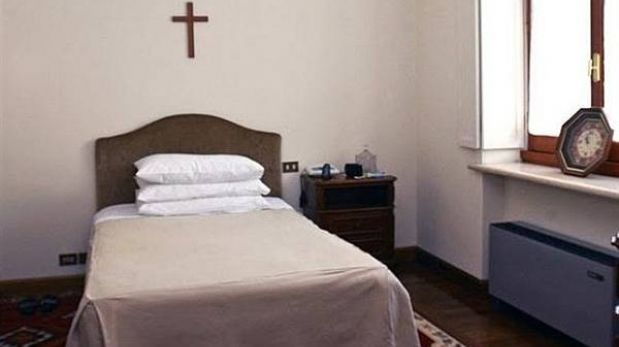 El papa Francisco seguirá alojado en la austera casa Santa Marta