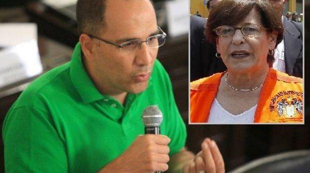 """Regidor del PPC consideró """"una ridiculez"""" pedido de vacancia contra Villarán"""