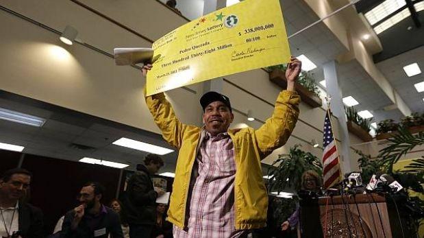 EE.UU.: un dominicano ganó US$338 millones en la lotería