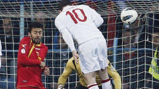 Inglaterra no le ganó a Montenegro y se resigna al segundo lugar