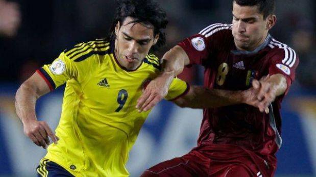 Venezuela frenó a Colombia y le ganó 1-0 en Puerto Ordaz