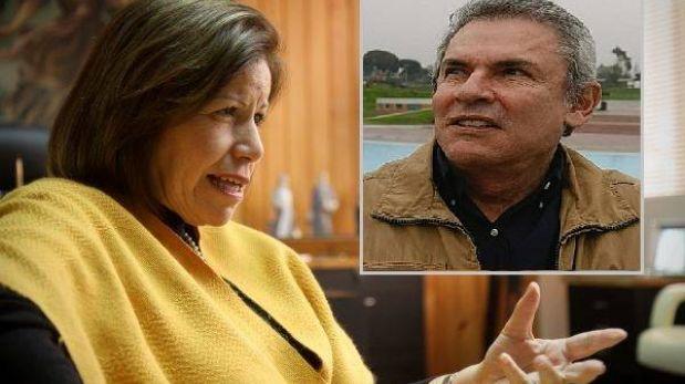 """Lourdes Flores: """"No creo que Luis Castañeda sea corrupto"""""""