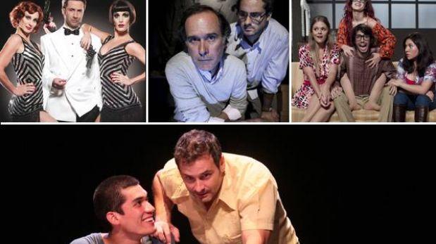 Día Mundial del Teatro: estas son las obras que puedes ver en Lima