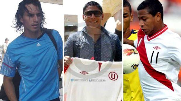 Se cerró libro de pases: conoce los últimos fichajes del fútbol peruano