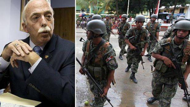 """Tubino sobre servicio militar: """"Tenemos un sistema obsoleto y denigrante"""""""