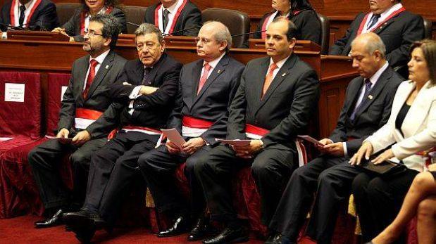 """Juan Carlos Eguren: """"El problema de los ministros es que esperan ser interpelados"""""""