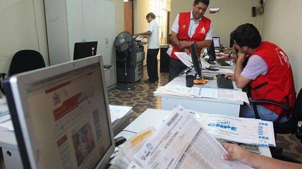 Revocación en Lima: solo restan resolver 953 de las actas observadas