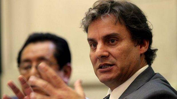 """Viceministro de Justicia: """"Reforzar la Unidad de Inteligencia Financiera no es inconstitucional"""""""