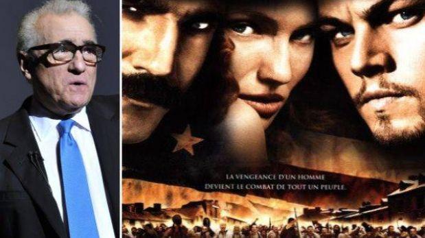 """Scorsese convertirá """"Pandillas de Nueva York"""" en una serie televisiva"""
