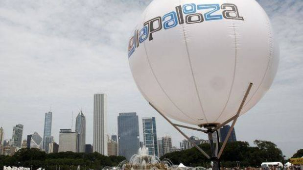Festival Lollapalooza en Sao Paulo empieza hoy