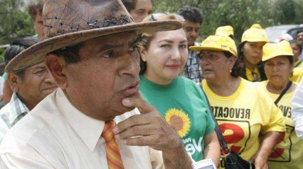 """Marco Tulio Gutiérrez: """"Nuestros gastos de campaña suman S/.12 mil en total"""""""
