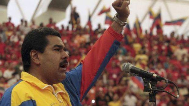 """Nicolás Maduro calificó a la oposición venezolana como """"herederos de Hitler"""""""