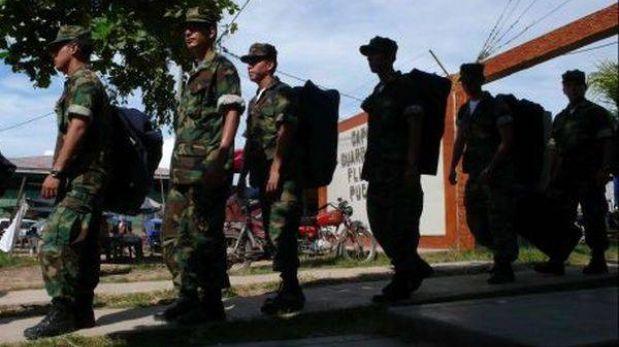 Reglamento de la Ley del Servicio Militar fue aprobado por el Ejecutivo