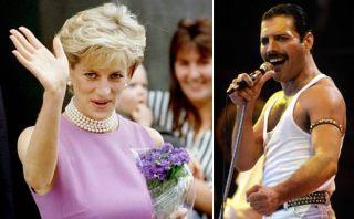 Cuando Lady Diana se vistió de hombre para entrar a un bar gay con Freddie Mercury