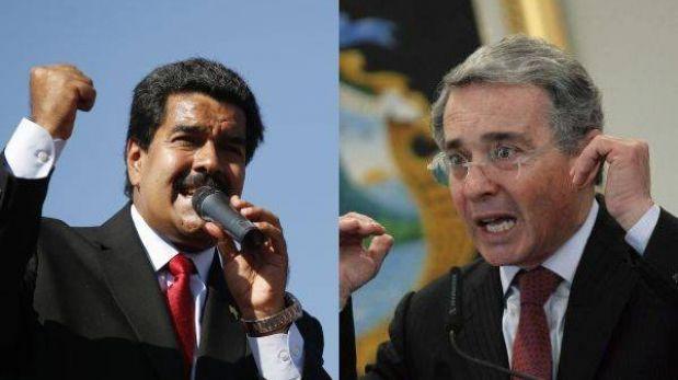 Nicolás Maduro y Álvaro Uribe se enfrascan en dura polémica en Twitter
