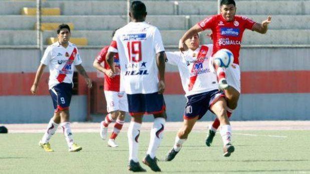 Juan Aurich se dejó empatar 2-2 por José Gálvez en Chimbote