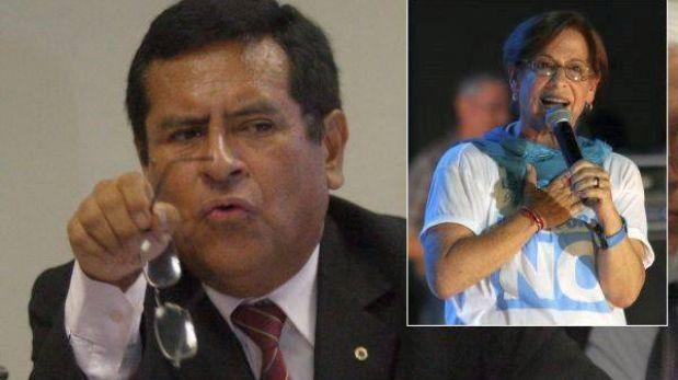 Marco Tulio Gutiérrez exigió a Susana Villarán mostrar gastos de campaña